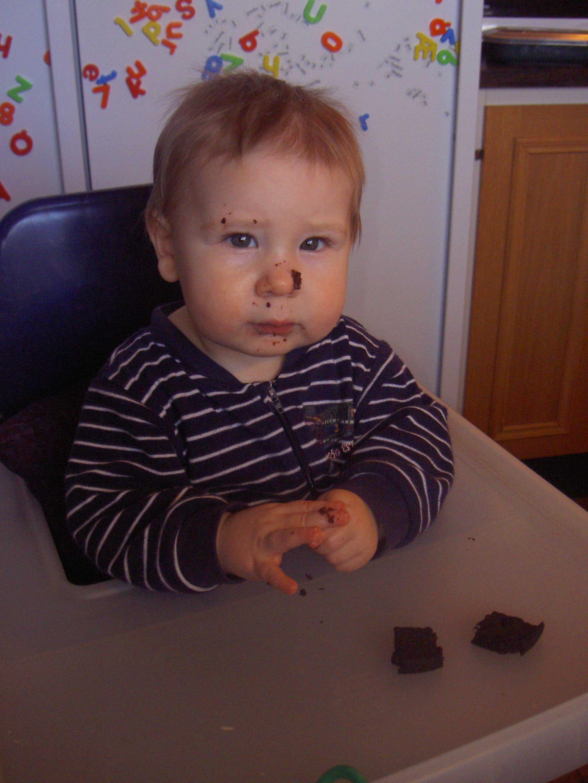 Klara ater blodpudding