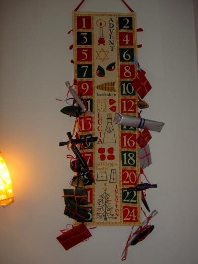 Viggos kalender