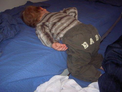 sovstallning